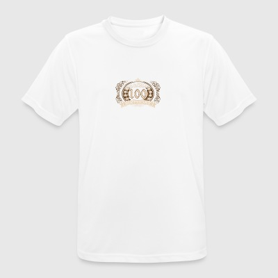 100th birthday - Men's Breathable T-Shirt