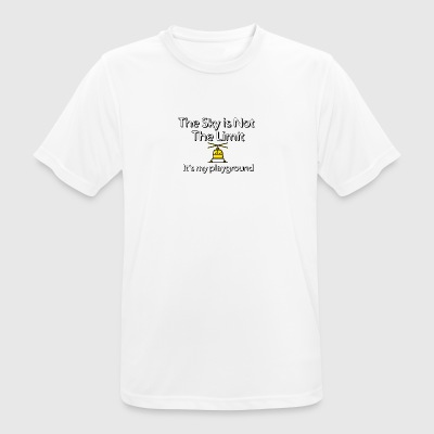 The sky is not the limit - Men's Breathable T-Shirt