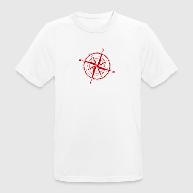 Northrend Compass Logo - Men's Breathable T-Shirt
