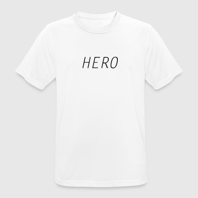 Hero | Animal Fashion - Pustende T-skjorte for menn