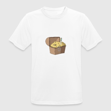 treasure chest - Men's Breathable T-Shirt