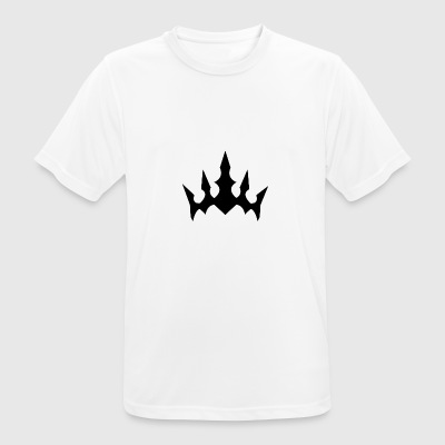 Black Crown - Men's Breathable T-Shirt