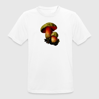 mushroom - Men's Breathable T-Shirt