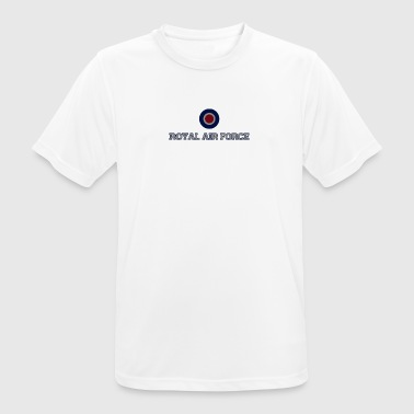 Royal Air Force gedempte - mannen T-shirt ademend