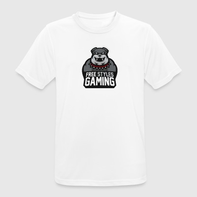 Freestylesgaming - mannen T-shirt ademend