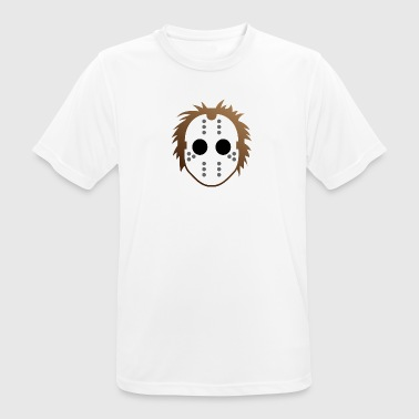 Mask Of A Serial Killer - Men's Breathable T-Shirt