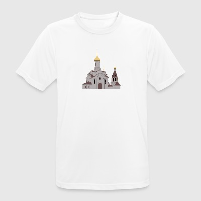 Orthodox Church - Men's Breathable T-Shirt