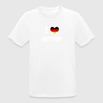 I Love Germany BOTTROP - Men's Breathable T-Shirt