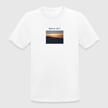 Baltrum - mannen T-shirt ademend