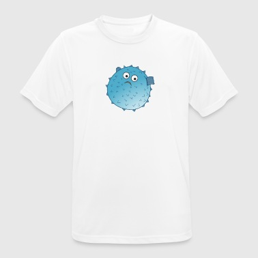 puffer fish - Men's Breathable T-Shirt