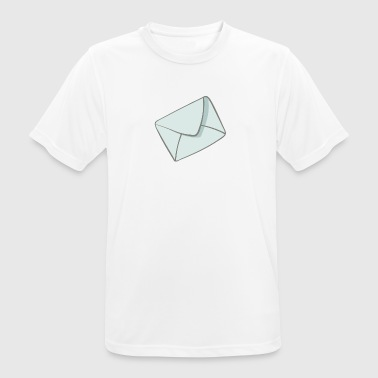 letter - Men's Breathable T-Shirt