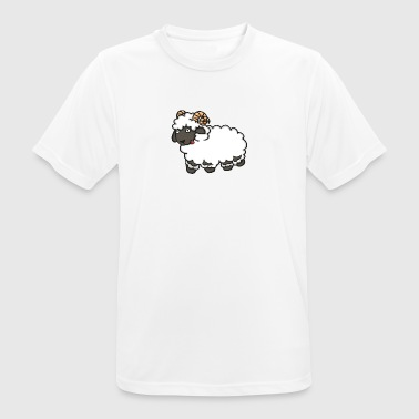 sheep - Andningsaktiv T-shirt herr