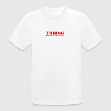 Tuning Legal illegal scheissegal Tuner racing - Männer T-Shirt atmungsaktiv