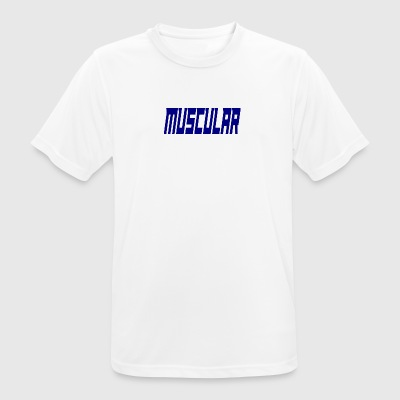 muscular - Men's Breathable T-Shirt