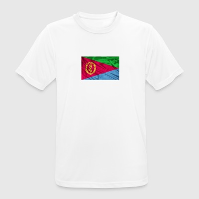 Eritrea Flag - Men's Breathable T-Shirt