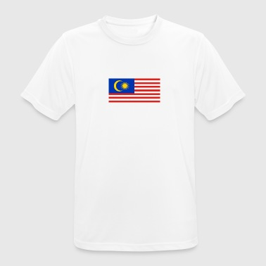 National Flag Of Malaysia - Men's Breathable T-Shirt