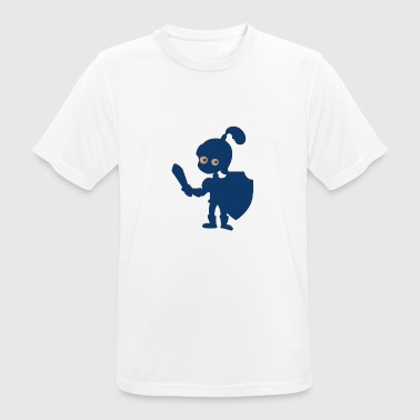Little knight - Men's Breathable T-Shirt