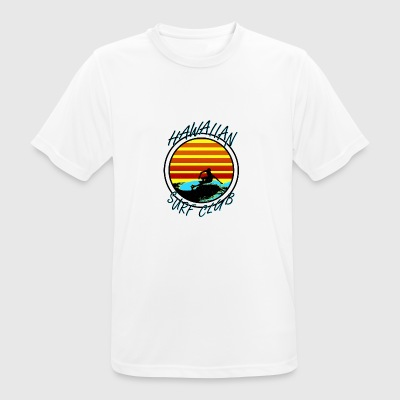 Hawaiian Surf Club - Men's Breathable T-Shirt