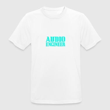 AUDIO ENGINEER - Men's Breathable T-Shirt