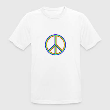 CND icon rainbow - Men's Breathable T-Shirt