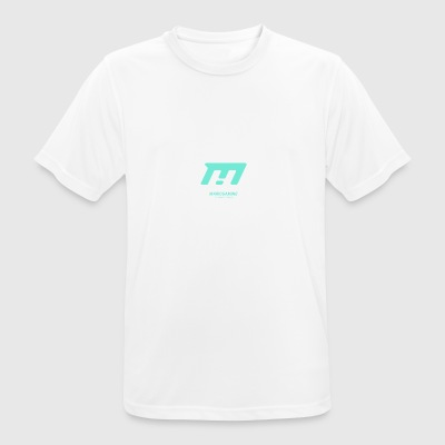 cyan - Men's Breathable T-Shirt