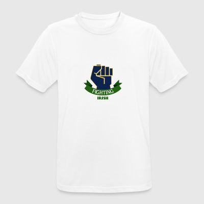 Fighting Irish - Männer T-Shirt atmungsaktiv