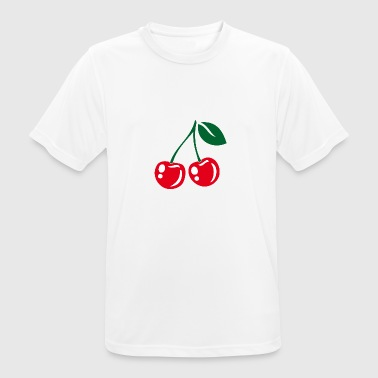 Cherries - Men's Breathable T-Shirt