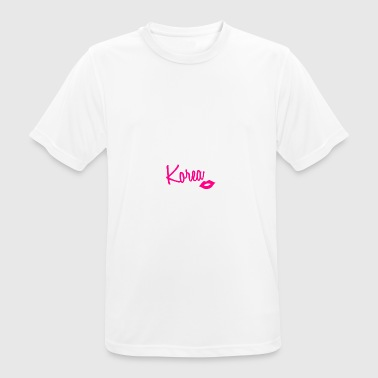 Korea love This boy loves Korea K-Pop - Männer T-Shirt atmungsaktiv