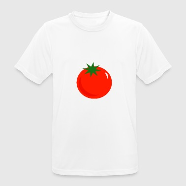 tomate - T-shirt respirant Homme