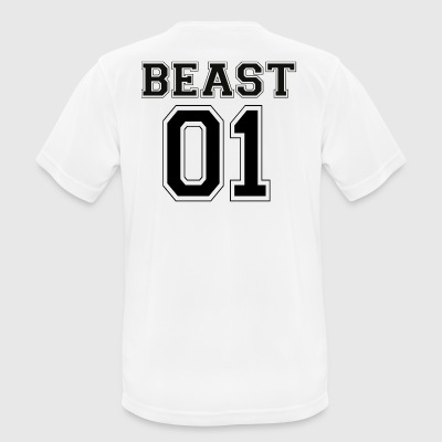 BEAST 01 - Black Editon - Men's Breathable T-Shirt