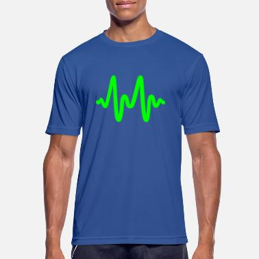 Heart Rate heart rate - Men's Sport T-Shirt