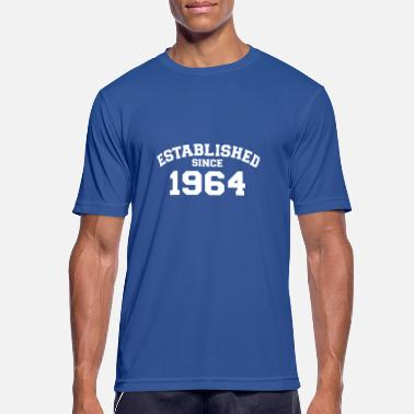 Establishment Established 1964 - Men's Sport T-Shirt