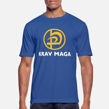 Krav Maga Krav Maga - Men's Breathable T-Shirt