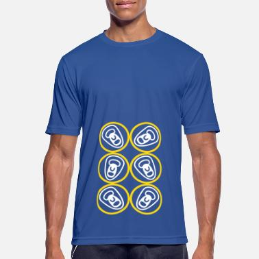 Six-pack Six Pack - Camiseta hombre transpirable