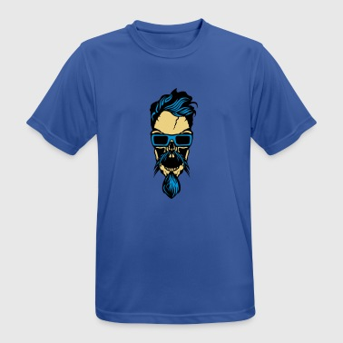 head bearded bearded bearded bearded bearded bearded - Men's Breathable T-Shirt