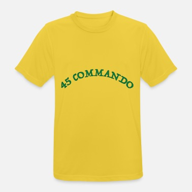 Royal 45 Commando - Men's Sport T-Shirt