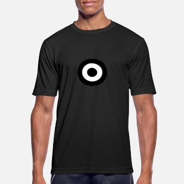 Range circles - Men's Sport T-Shirt