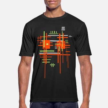 Electro electro - Men's Breathable T-Shirt