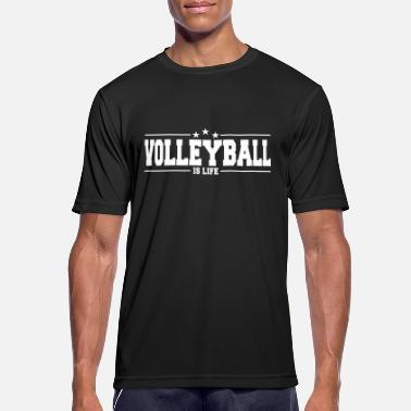 Pallavolo volleyball is life 1 - Sports T-shirt mænd