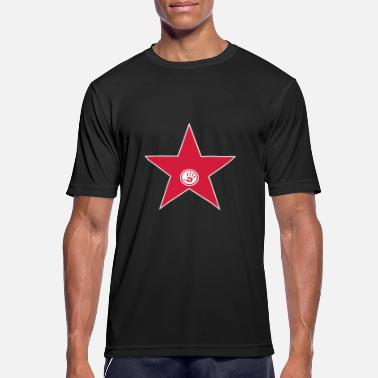 Schauspieler walk of fame + your name - Männer Sport T-Shirt
