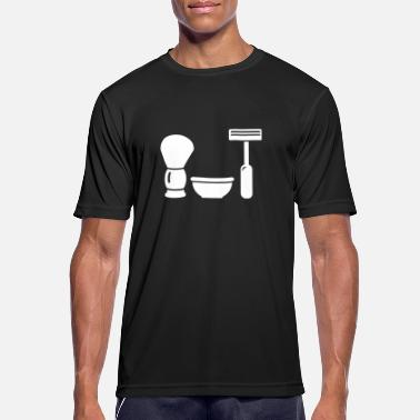 Shaved Shave - Men's Sport T-Shirt