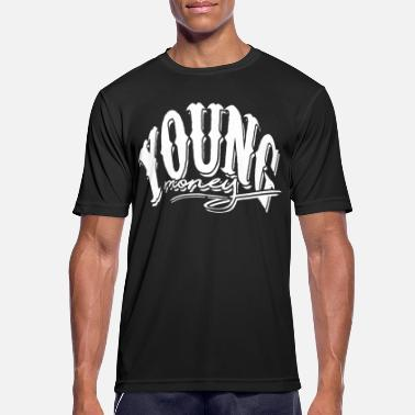 Young Money young money young money cash flow luxury - Men's Sport T-Shirt