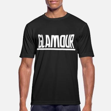 Glamourous glamour luxury cash - Men's Sport T-Shirt
