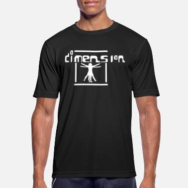 Dimension dimension - Men's Breathable T-Shirt