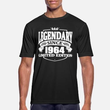 1964 Legendarisk sedan 1964 - Andningsaktiv T-shirt herr