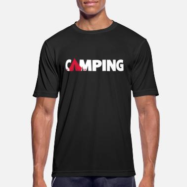 Le Camping camping - T-shirt respirant Homme