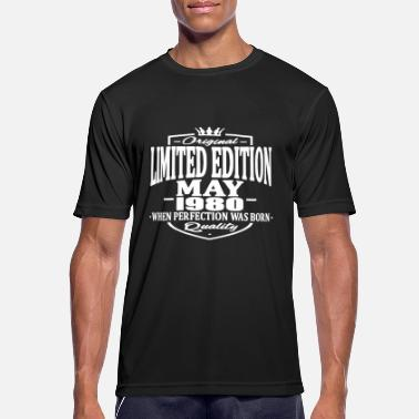 May 1980 Limited edition may 1980 - Men's Breathable T-Shirt