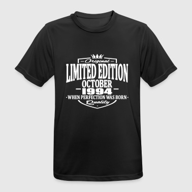 Limited edition october 1994 - Men's Breathable T-Shirt