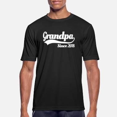 Nieto Grandpa since 2018 - Camiseta hombre transpirable