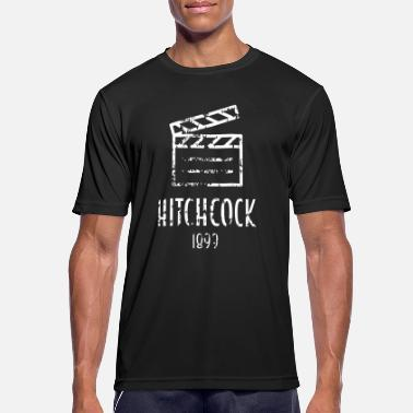 Hitchcock Alfred Hitchcock Famous people - Men's Breathable T-Shirt